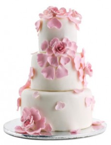 wedding cakes are a specialty!