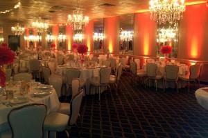 Bleau Room-Prom-uplighting