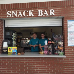 Avon Aquatic Snack Bar