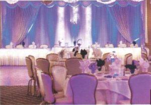 Bleau Room Wedding Event