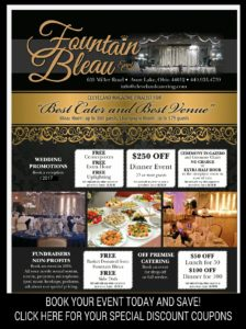 Cleveland Catering Promotional Offers