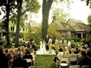 Bay Arts Fuller House Wedding